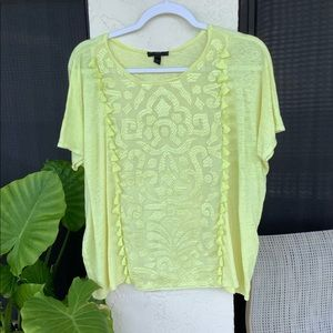 Boho top with tassels!